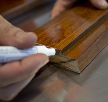 Riparazioni su legno